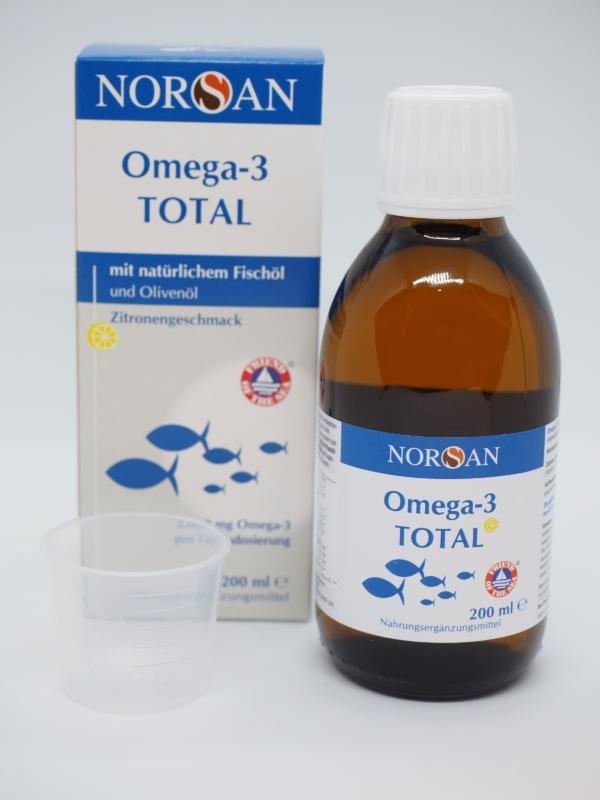 Norsan Omega-3 Total Single